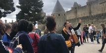 Visite guidée - Les Grandes Figures de Carcassone - agence paysdoc.com - Carcassonne