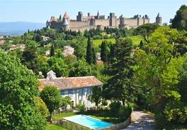 L'OREE DE LA CITE - LE TEMPS DES SECRETS - Carcassonne