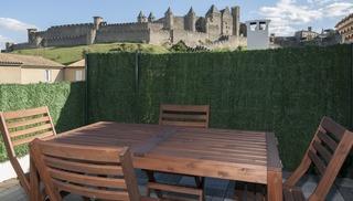 LA TERRASSE DE MARIE JEANNE - Carcassonne