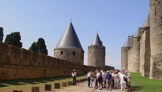 LES LICES DE LA CITE - Carcassonne