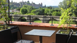 HOTEL LES CHEVALIERS - Carcassonne