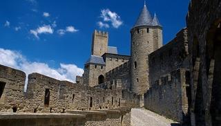 LA PORTE D'AUDE - Carcassonne