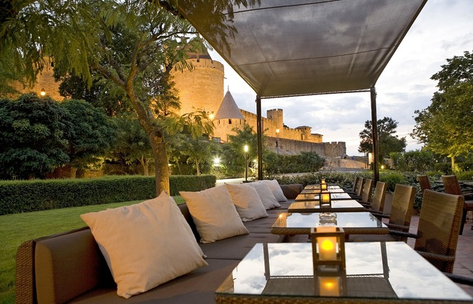 HOTEL MONTMORENCY & SPA 2 - Carcassonne
