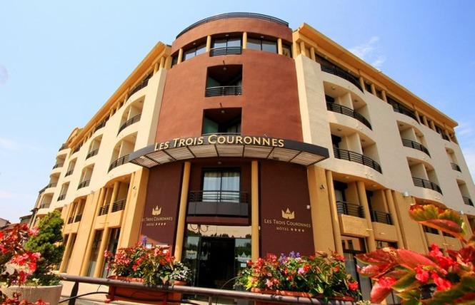 HOTEL DES TROIS COURONNES 1 - Carcassonne