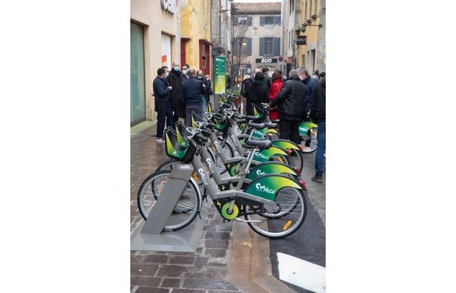 CYCLOlib 4 - Carcassonne