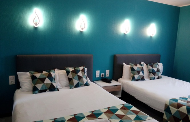 HOTEL ASTORIA 8 - Carcassonne