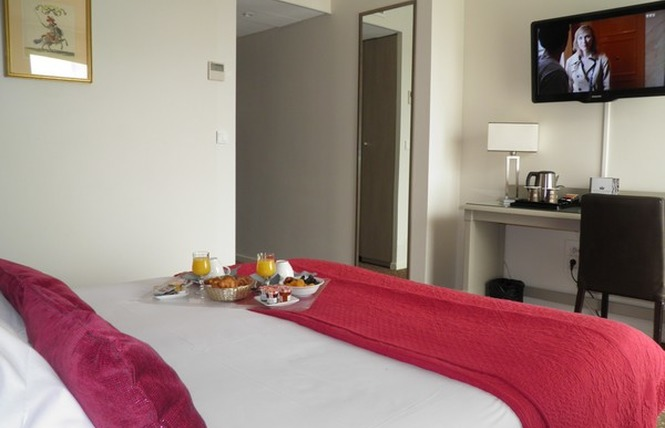 HOTEL DES TROIS COURONNES 4 - Carcassonne