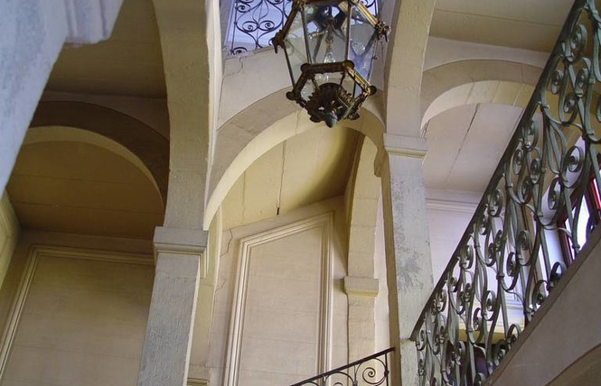 HOTEL BOURLAT (XVIIIè) 1 - Carcassonne