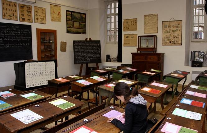 MUSÉE DE L'ECOLE 3 - Carcassonne