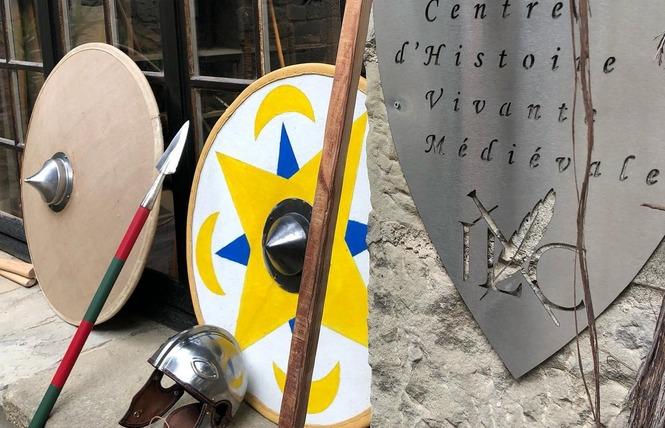 CENTRE D'HISTOIRE VIVANTE MEDIEVALE 4 - Carcassonne