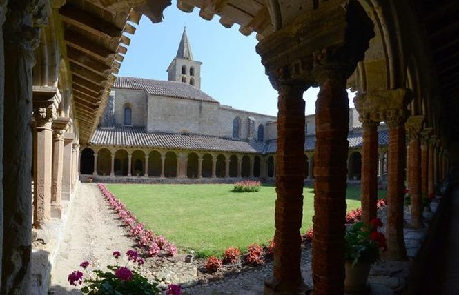ABBAYE DE SAINT-PAPOUL 2 - Saint-Papoul