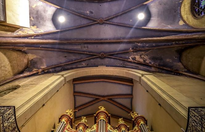 EGLISE SAINT VINCENT 3 - Carcassonne