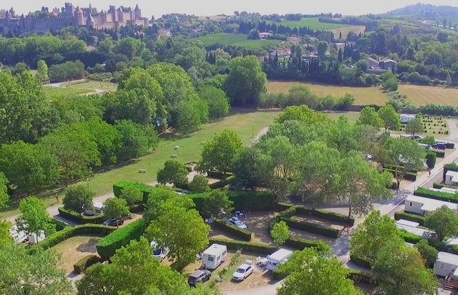 CAMPING DE LA CITE 1 - Carcassonne
