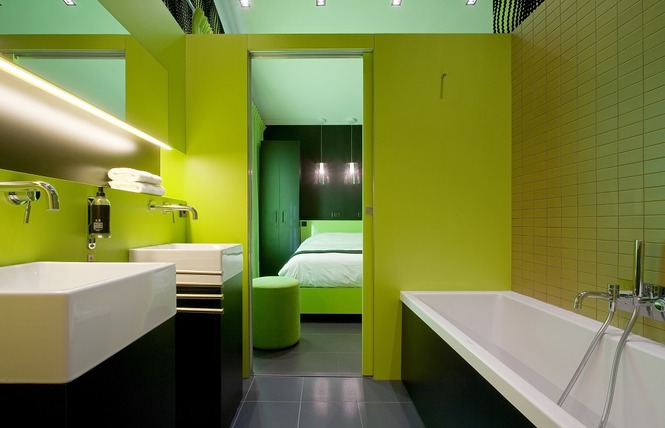 HOTEL MONTMORENCY & SPA 5 - Carcassonne