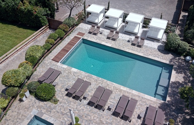 HOTEL MONTMORENCY & SPA 3 - Carcassonne