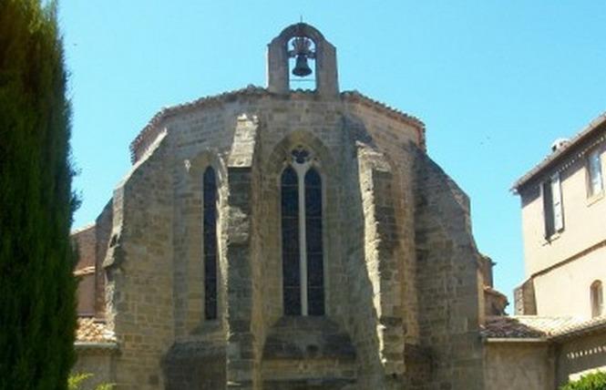 MUSEE TRESOR DE NOTRE DAME DE L'ABBAYE 2 - Carcassonne
