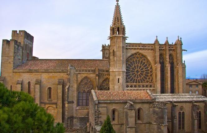 BASILIQUE SAINT NAZAIRE 1 - Carcassonne