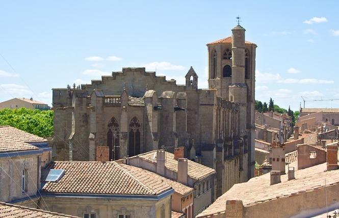 CATHEDRALE SAINT MICHEL 1 - Carcassonne