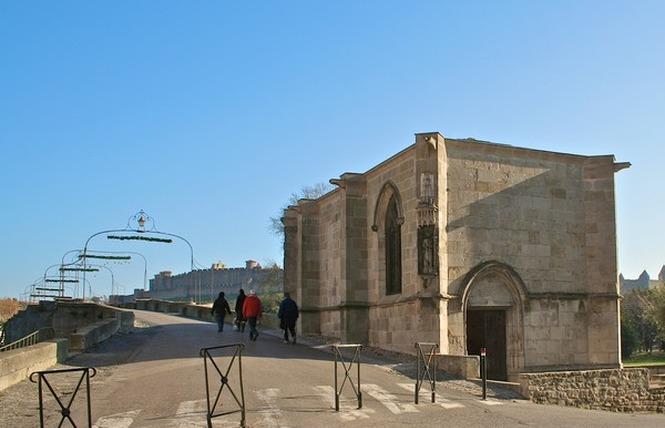 CHAPELLE NOTRE DAME DE LA SANTE 1 - Carcassonne