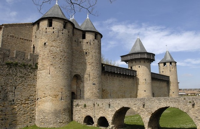 CHATEAU ET REMPARTS DE LA CITE DE CARCASSONNE 7 - Carcassonne
