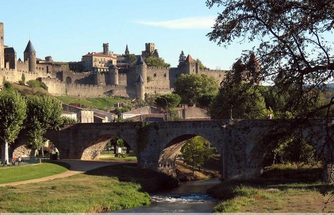 DOMAINE DE FOUCAUD 15 - Carcassonne