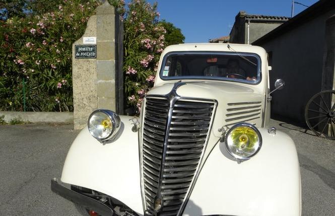 DOMAINE DE FOUCAUD 3 - Carcassonne