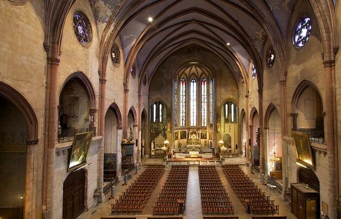 EGLISE SAINT VINCENT 1 - Carcassonne