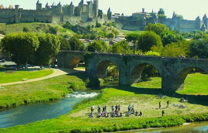 GENERATION VTT - UN VELO DANS LA VILLE 2 - Carcassonne