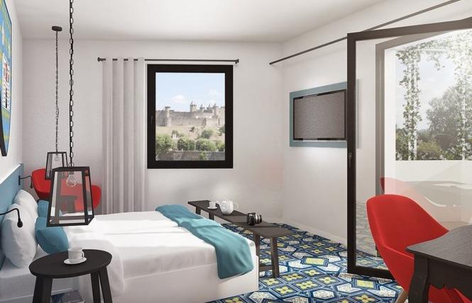 HOTEL LES CHEVALIERS 2 - Carcassonne