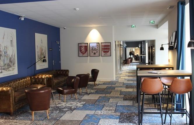 HOTEL LES CHEVALIERS 5 - Carcassonne