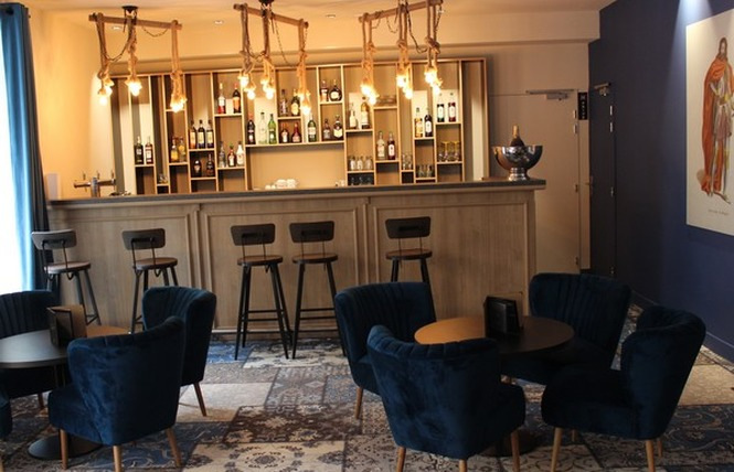 HOTEL LES CHEVALIERS 4 - Carcassonne