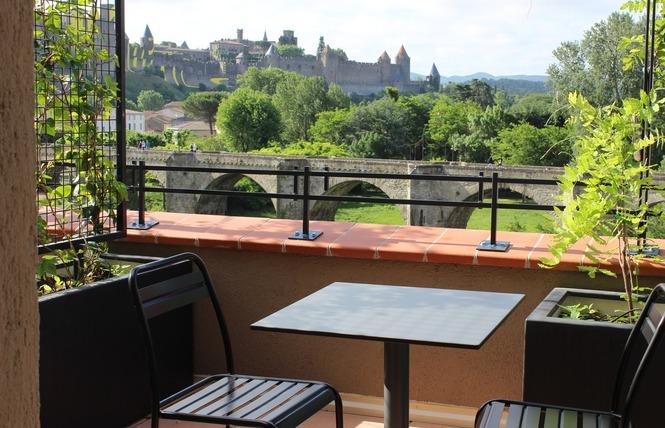 HOTEL LES CHEVALIERS 1 - Carcassonne