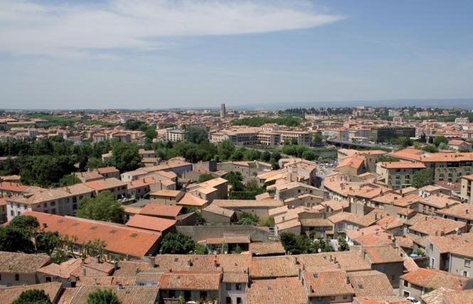 LA BASTIDE SAINT LOUIS 1 - Carcassonne