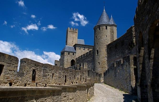 LA PORTE D'AUDE 1 - Carcassonne