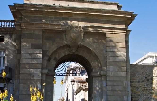 PORTAIL DES JACOBINS 1 - Carcassonne