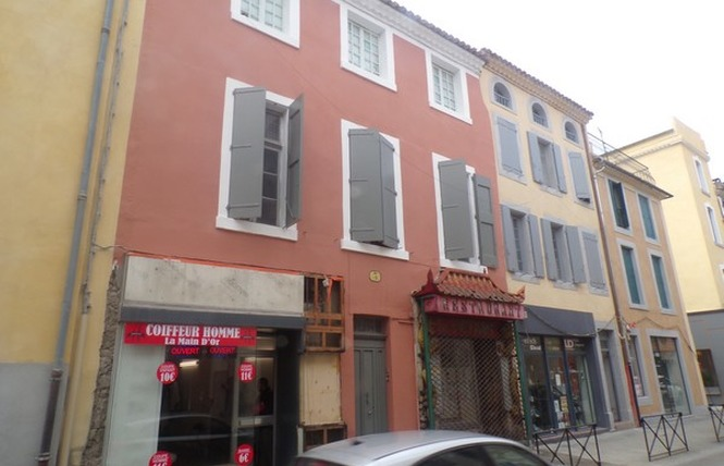 SPORTING TROUBADOURS 1 - Carcassonne