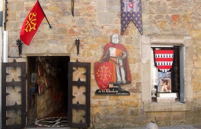 MAISON DE LA CHEVALERIE 4 - Carcassonne